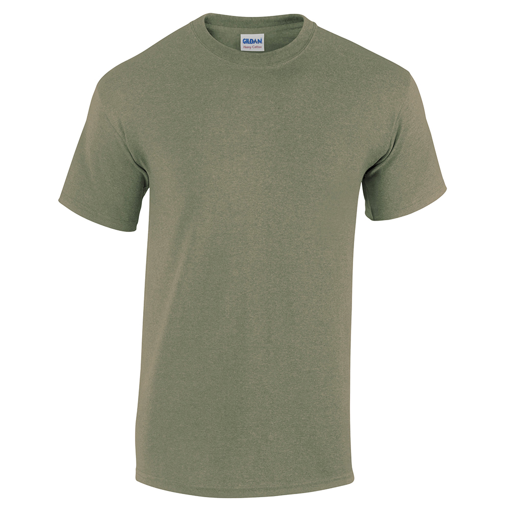 Heather Olive Front