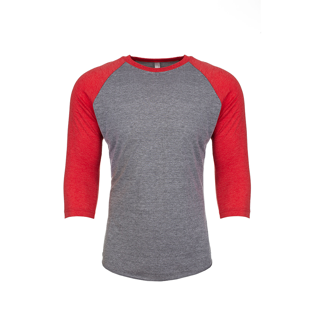 Red/Heather Front